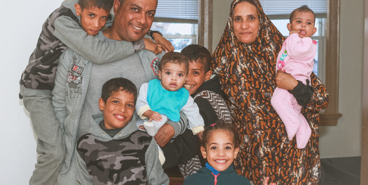 Welcoming Refugees in St. Louis and Creating Community
